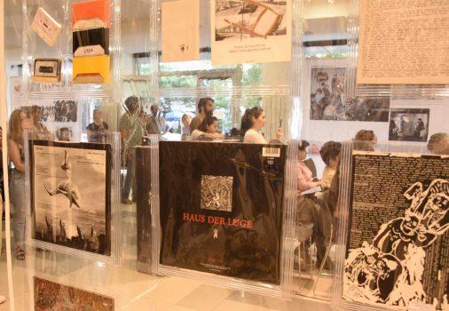 Geniale Dilletanten Ausstellungseröffnung & Lillevan