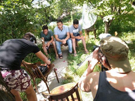 Filmworkshop in Goris