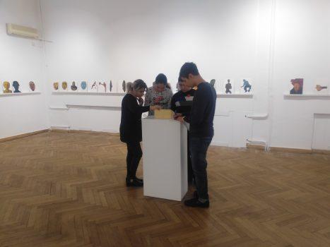 """Deutsch im Museum – Herbert Maier """"Wer wir sind"""""""