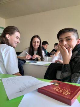 PASCH-Vernetzungstreffen Sajat Nova in Gyumri