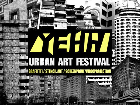 Das Urban Art Festival in Jerewan