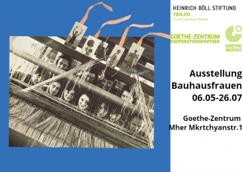"""Ausstellung """"Bauhausfrauen"""""""
