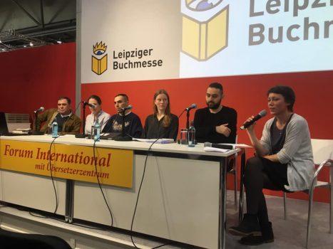 Armenische Schriftsteller bei der Leipziger Buchmesse