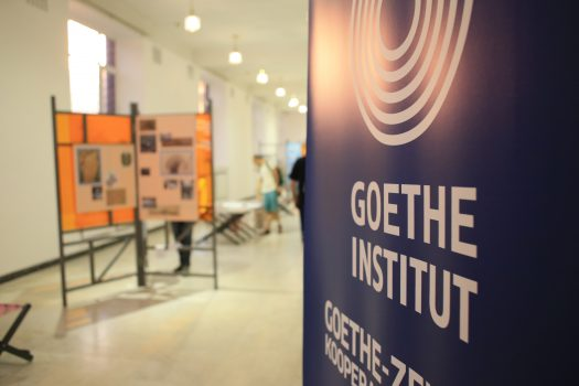 Beiträge bei Goethe Aktuell