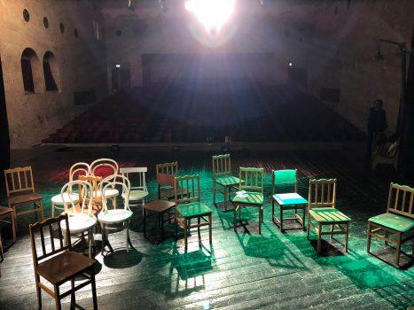Internationaler Michail Tschechow Schauspielworkshop in Goris