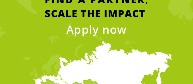 Հայտերի ընդունում. Civil Match՝ Արևելյան գործընկերության երկրներում և Ռուսաստանում քաղաքացիական հասարակության ներկայացուցիչների միջև համագործակցություններ ստեղծող ցանց