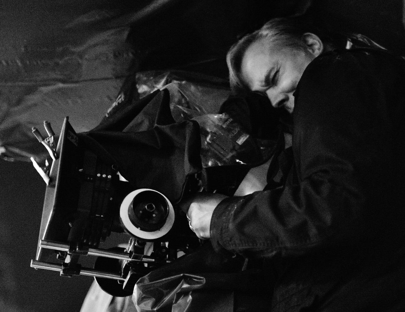 """Ausschreibung zur Werkstatt """"Schwarzes Feld. Über die poetische Realität in der Filmkunst"""" mit Fred Kelemen"""