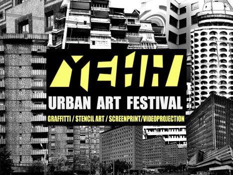 Das Urban Art Festival in Jerewan