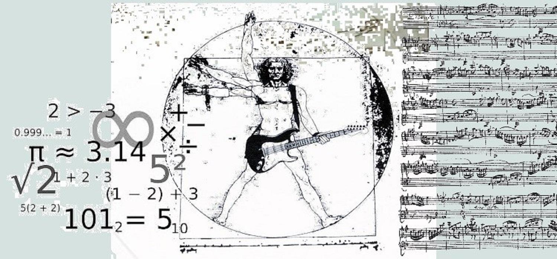 Musik und Mathe: Eine harmonische Überschneidung