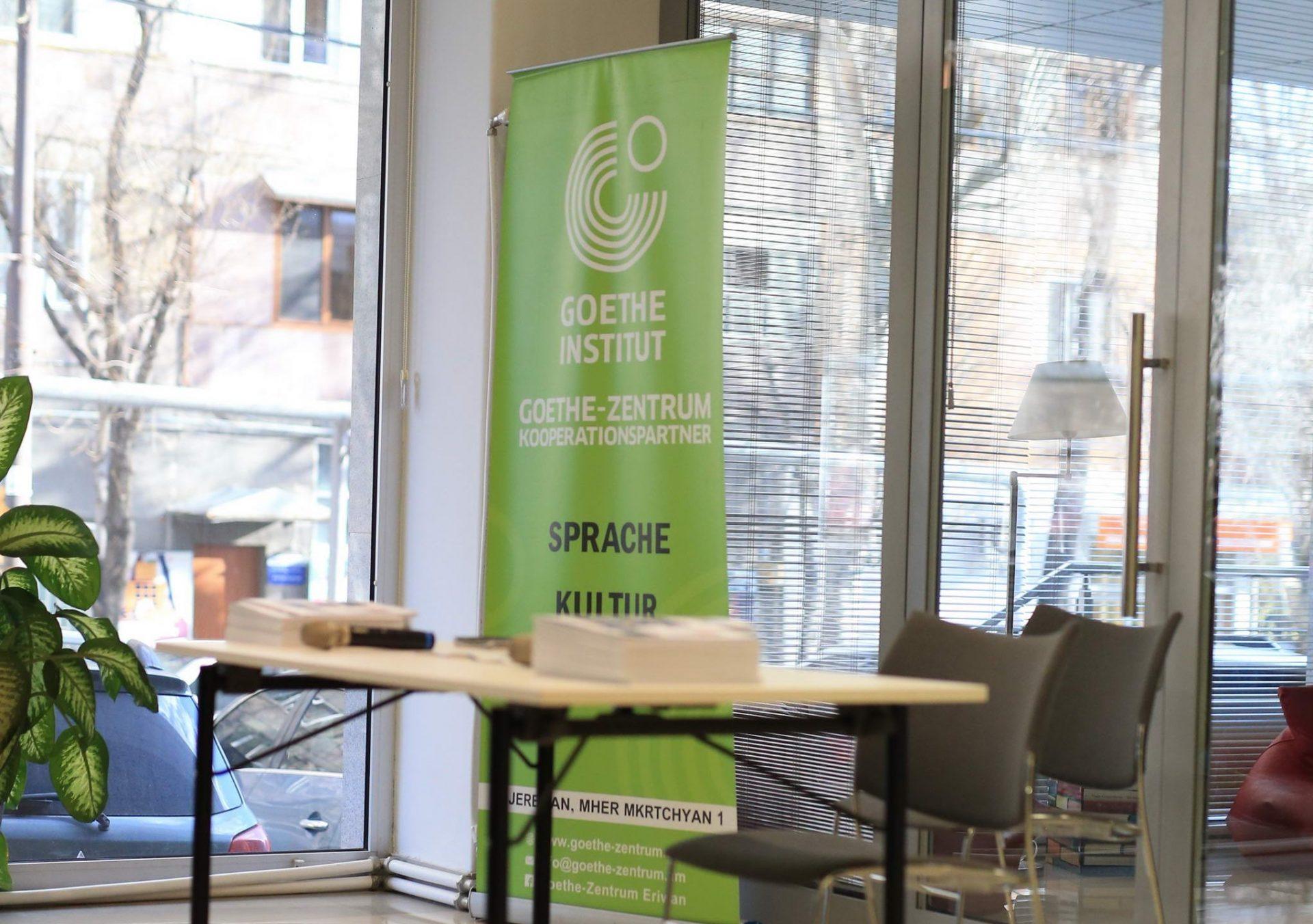 TOLEDO Ausschreibung: ViceVersa: Deutsch-Armenische Werkstatt ONLINE
